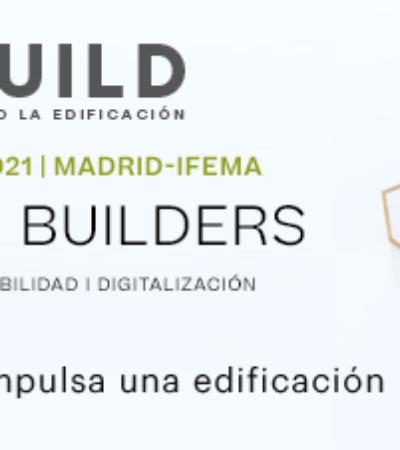 REBUILD 2021 – 21 al 23 de septiembre en Madrid