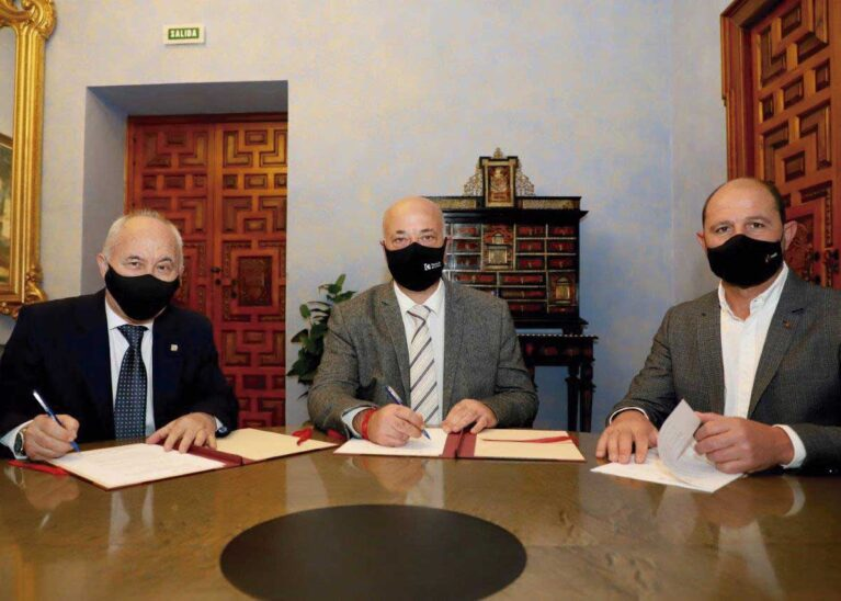 Firma de Convenio Plan de Empleo – Diputación de Córdoba